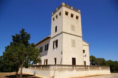Finca Son Granada - Turm Finca