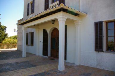 Finca Son Granada - Eingang