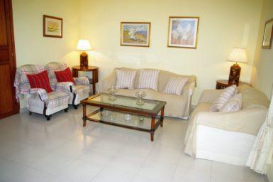 Finca Son Granada - Wohnbereich