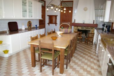 Finca Son Granada - große Küche