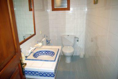 Finca Son Granada - Gäste WC