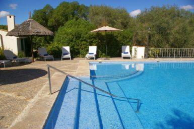 Finca Son Perxa - Kinderbereich im Pool