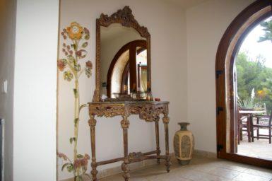 Finca Vall Dor - Eingangsbereich