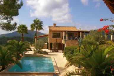 Finca Vall Dor im Süden Mallorcas