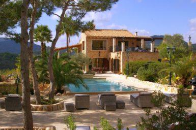 Finca Vall Dor - nahe Golfplatz