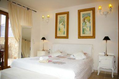 Finca Vall Dor - Masterbedroom