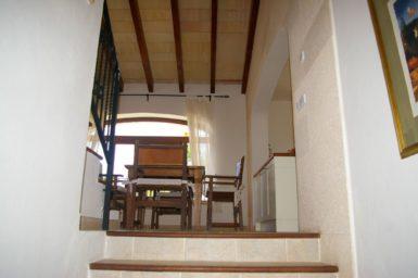 Finca Vall Dor - Abgang zu den Schlafzimmern