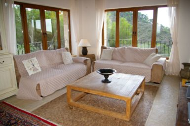 Finca Vall Dor - gemütliches Sofa