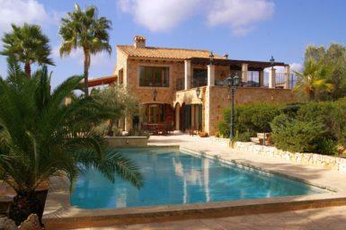 Finca Vall Dor zu mieten für 12 Personen