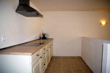 Finca Vall Dor - Küche im Gästehaus