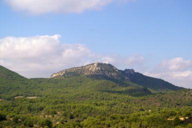 Finca Vall Dor - der Ausblick