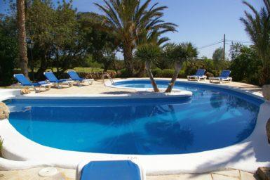 Finca Sanau - Pool 14x4 Meter