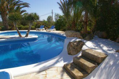 Finca Sanau - Top angelegter Poolbereich