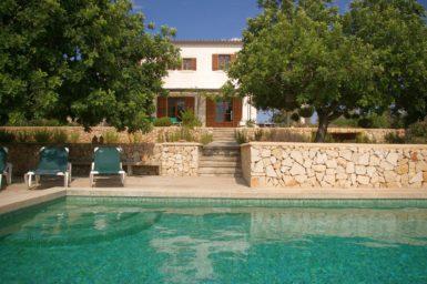 Finca in ruhiger Lage auf Mallorca