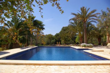 Finca Son Azul Real - Pool