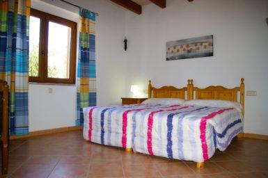 Schlafzimmer Finca Manuela
