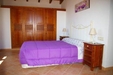 Doppelschlafzimmer Finca Manuela