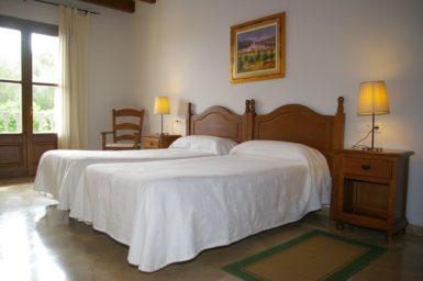 Finca Sa Pleta - großes Doppelbett