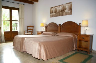 Finca Sa Pleta - Doppelschlafzimmer