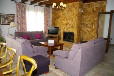 Finca Sa Pleta - Wohnbereich