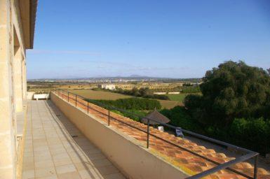Finca Sa Pleta - Ausblick übers Land