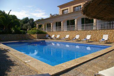 Finca Sa Pleta - der große Pool