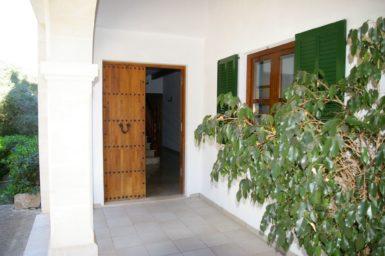Finca Sa Pleta - Eingang