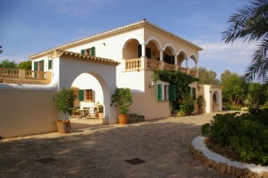 Finca Mallorca Tomeu für 18 Personen