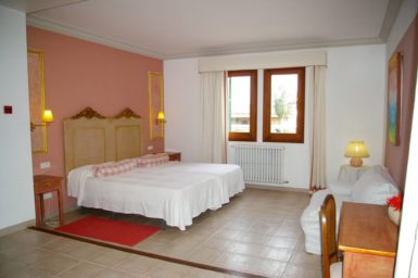 Finca Tomeu - Schlafzimmer im EG