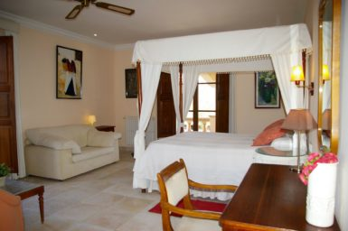 Finca Tomeu - Schlafzimmer im OG