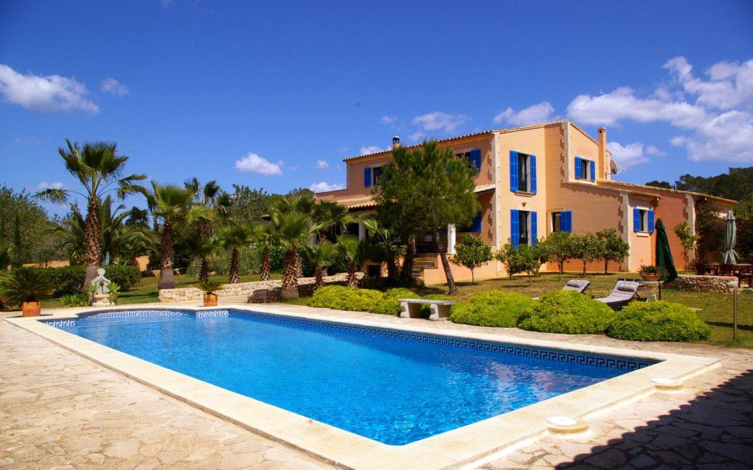Finca Mallorca bei Santanyi