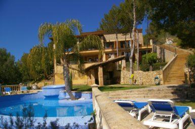 Luxus Finca Mallorca mit Meerblick