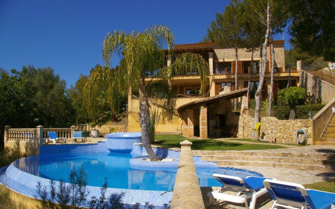 Finca Mallorca für 12 Personen zum mieten