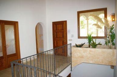 Eingangsbereich Finca Sa Mola