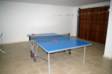 Tischtennisplatte Finca Sa Mola