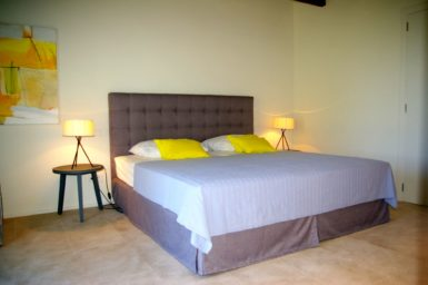 Schlafzimmer mit Bad en Suite Finca Carrossa Cinco