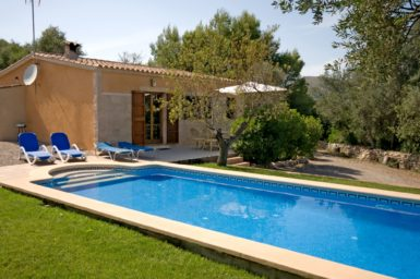 Kleine Finca Mallorca mit Pool