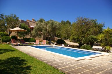 Finca Mallorca mit Pool in ruhiger Lage