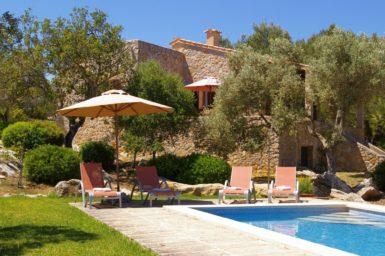 Finca Mallorca für 4 Personen