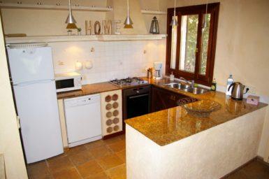 Küche der Finca Arta