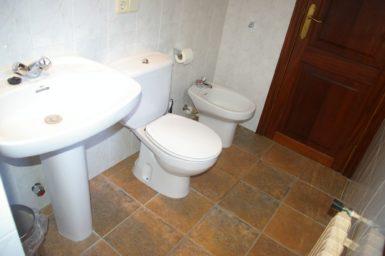 Badezimmer der Finca Arta