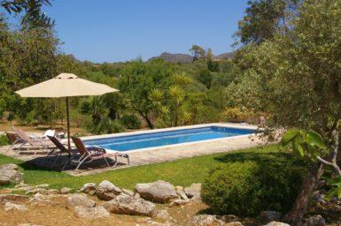 Kleine Finca mit privaten Pool