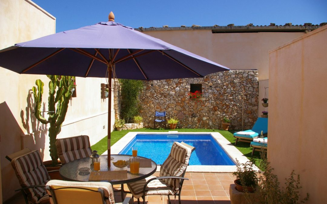 Stadthaus Mallorca in Porreres zum mieten