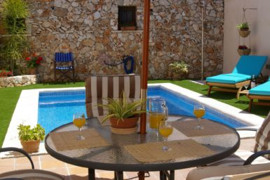 Stadthaus Mallorca mit Pool