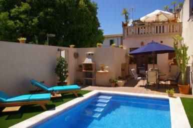 Stadthaus auf Mallorca zum mieten