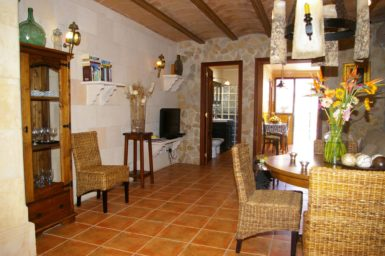 Dorfhaus auf Mallorca