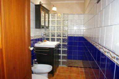 Bad mit Dusche Stadthaus Antonio
