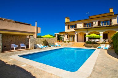 Villa Mallorca in Strandnähe