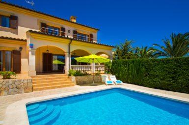 Villa am Meer zum mieten