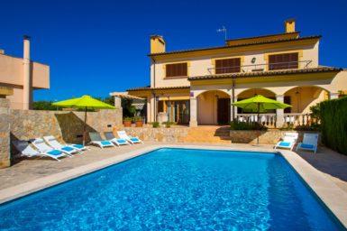 Villa Mallorca in Cala Millor